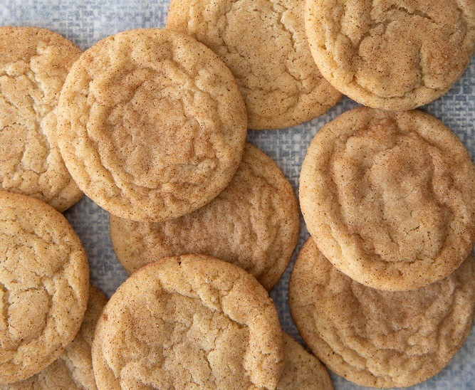 Snickerdoodles - Bake from Scratch