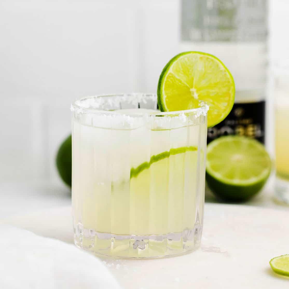 Ultimate Margarita (Classic Margarita!) - Fit Foodie Finds