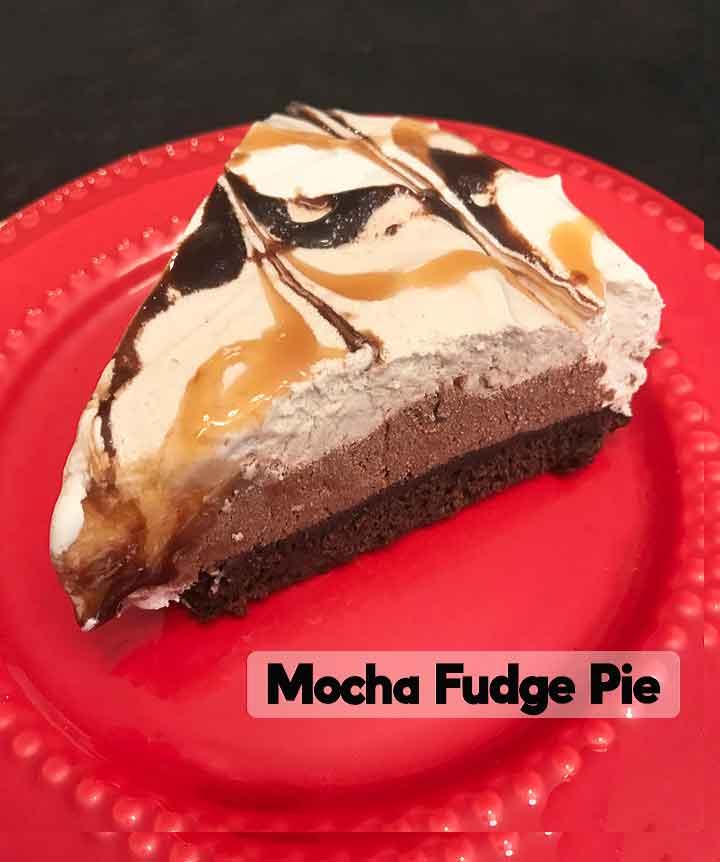 Cooking Light Mocha Fudge Pie - Cookie Madness