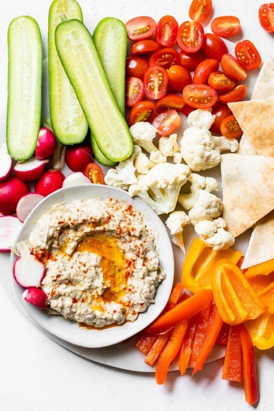 The Best Baba Ganoush Recipe - Skinnytaste