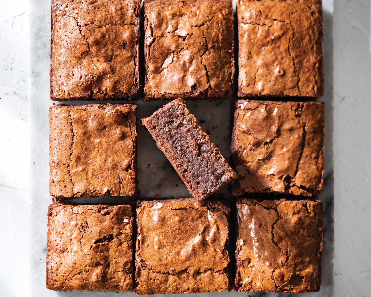 Fudgy Brownies - Bake from Scratch