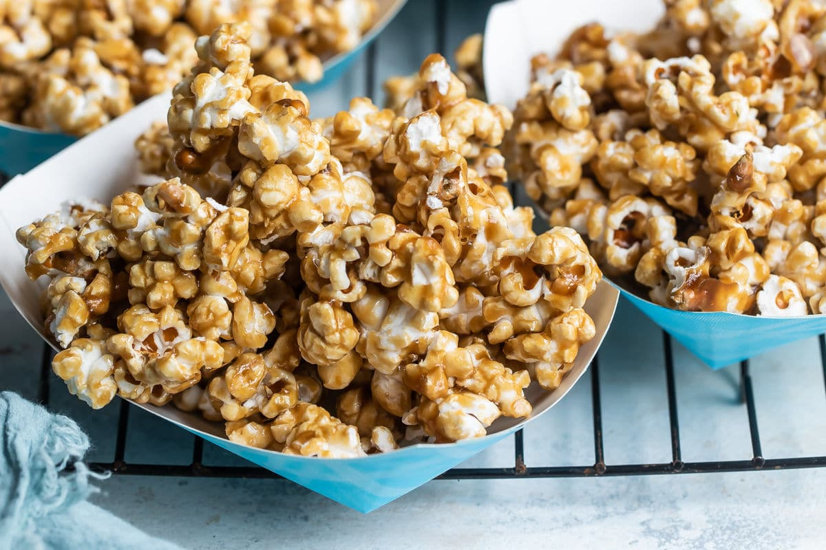 Caramel Corn | Culinary Hill