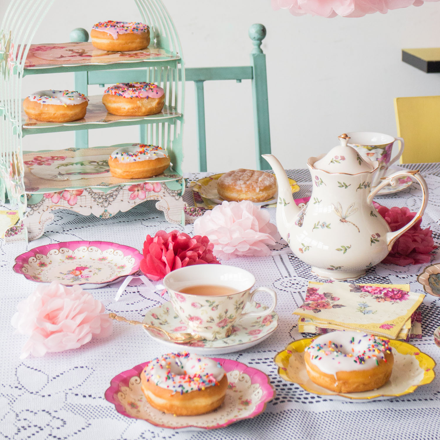 How to Throw a Tea Party