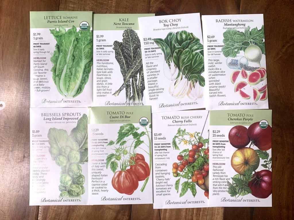 5 Best Places to Buy Seeds Online - Plant Based on a Budget