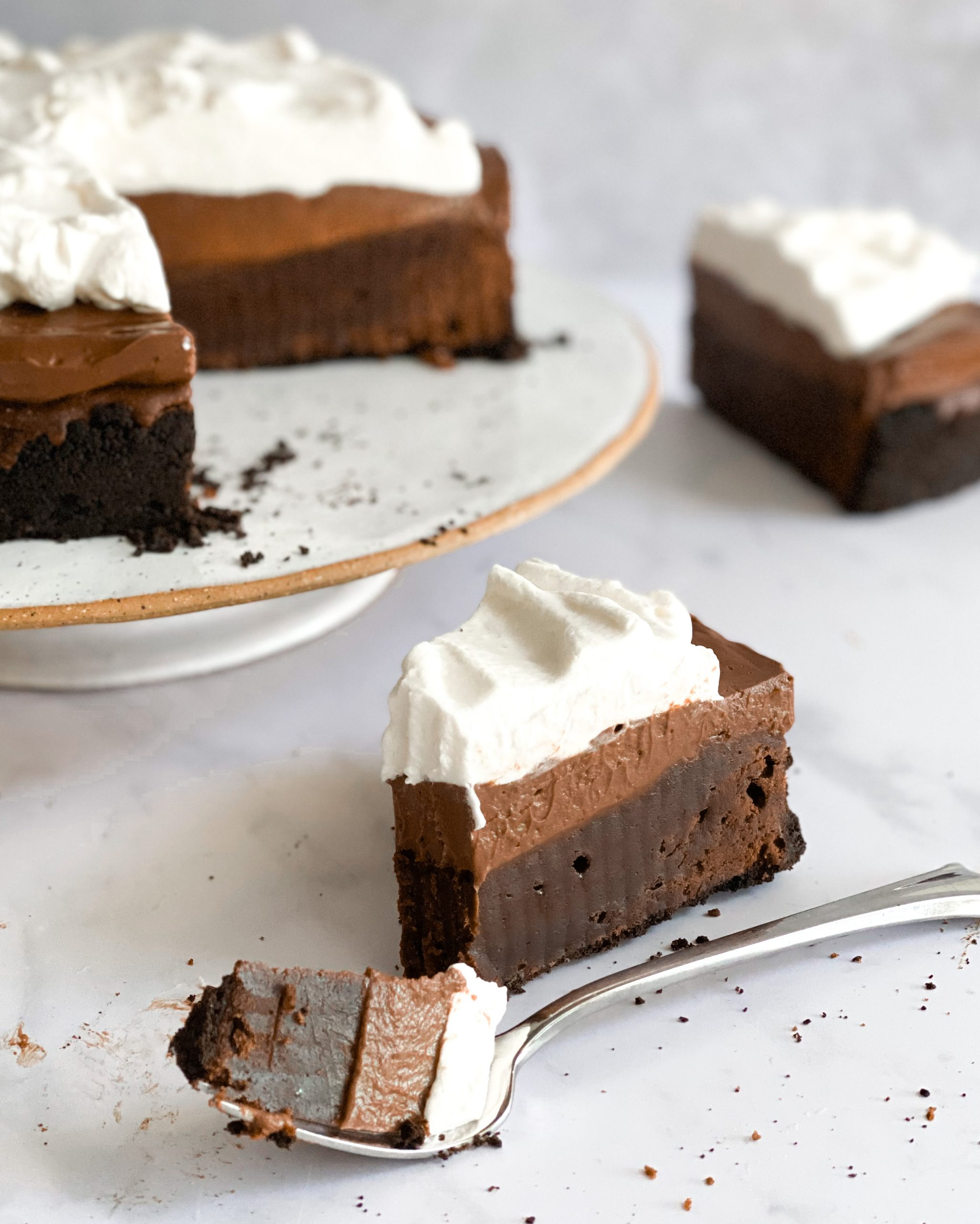 The Ultimate Mississippi Chocolate Mud Pie - Bake from Scratch