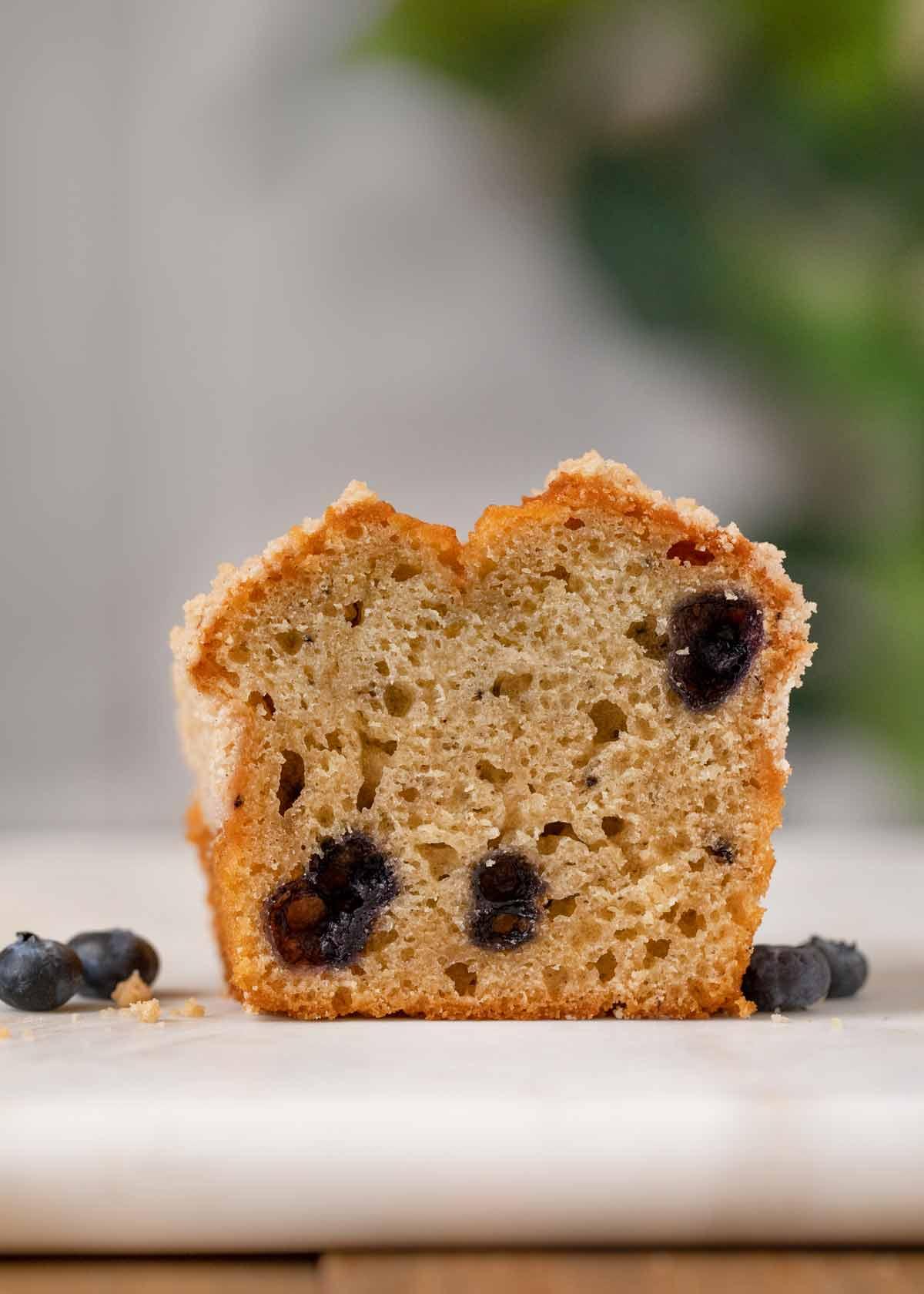 Blueberry Muffin Bread Recipe - Dinner, then Dessert
