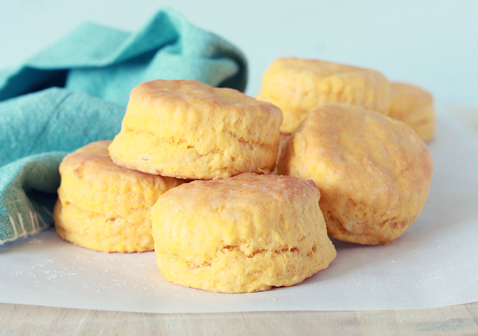 Best Sweet Potato Biscuits