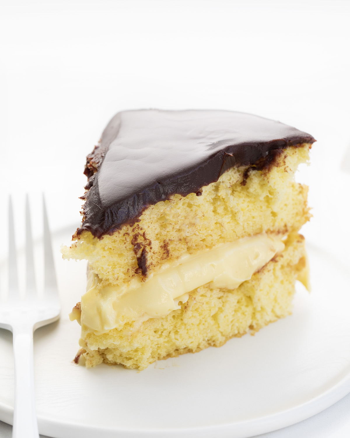 Boston Cream Pie | i am baker