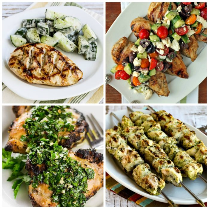 Low-Carb and Keto Grilled Chicken Recipes  Kalyn