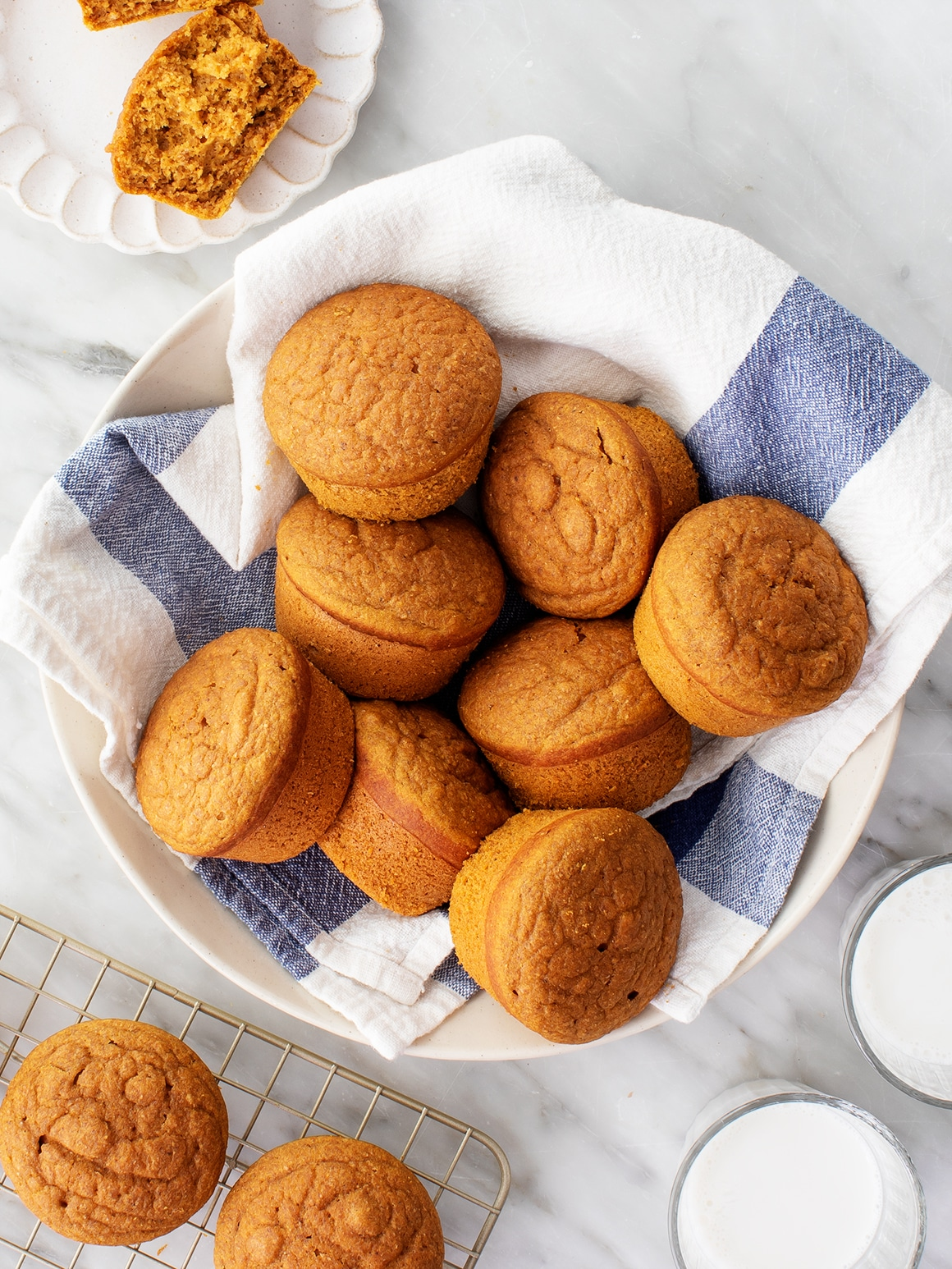 Pumpkin Muffins Recipe - Love and Lemons