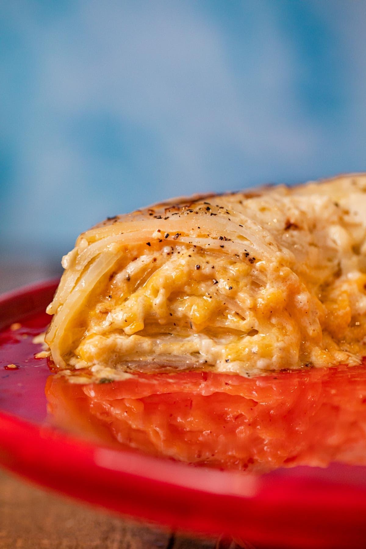 Scalloped Potato Bundt Recipe - Dinner, then Dessert