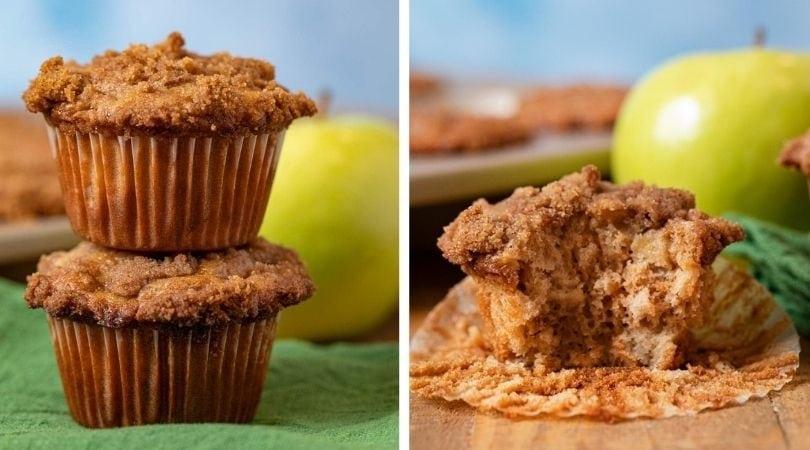 Easy Apple Pie Muffins Recipe - Dinner, then Dessert