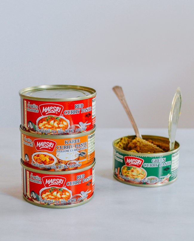 Thai Curry Paste: Ingredients Glossary   The Woks of Life