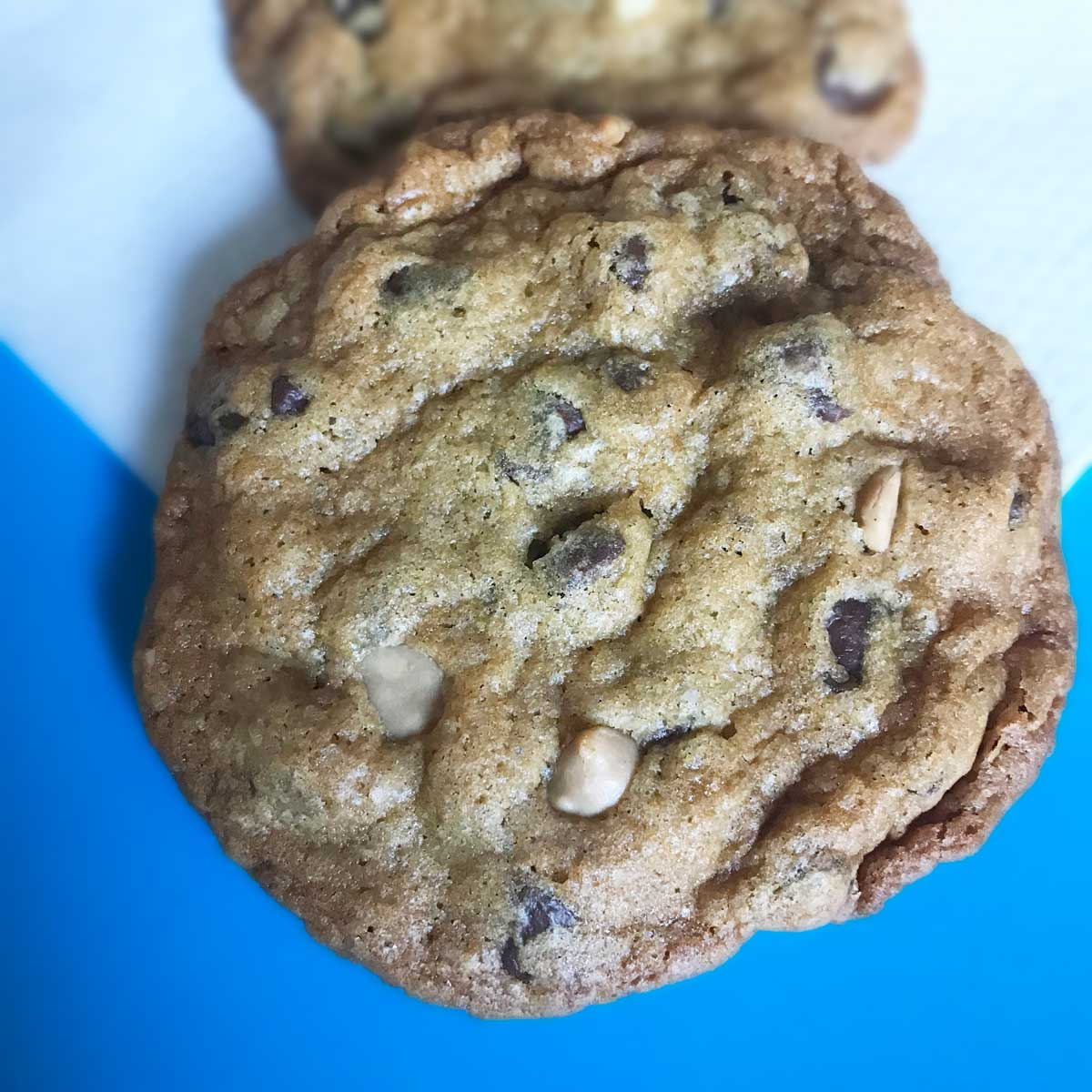 Fanny Farmer Chocolate Chip Cookies - Cookie Madness