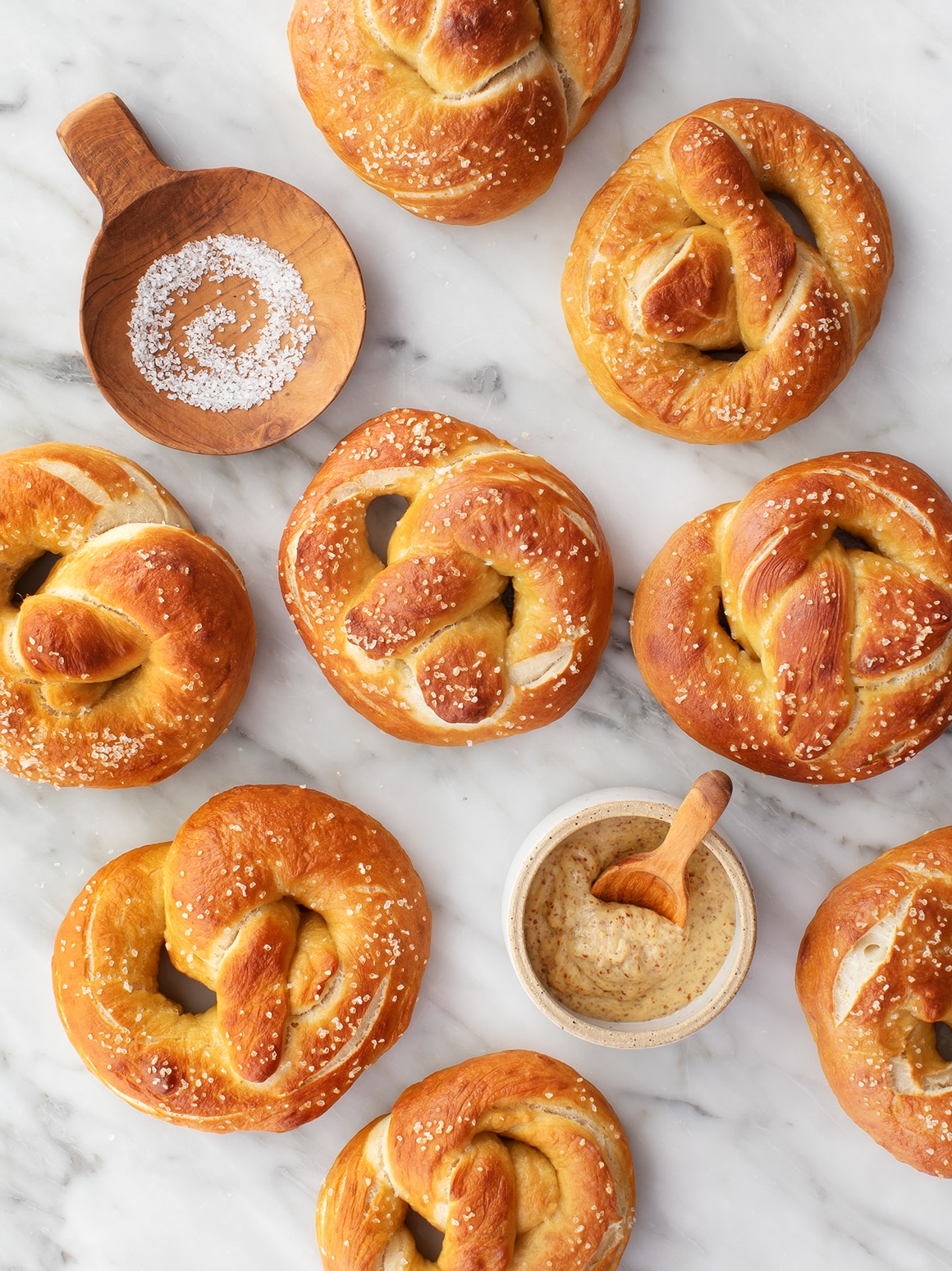 Homemade Soft Pretzels Recipe - Love and Lemons