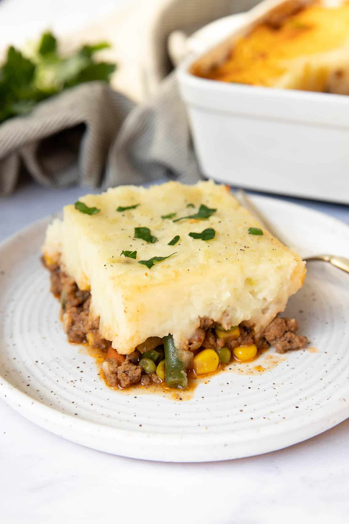 Shepherds Pie for Two (classic cottage pie for two) - Christina Lane