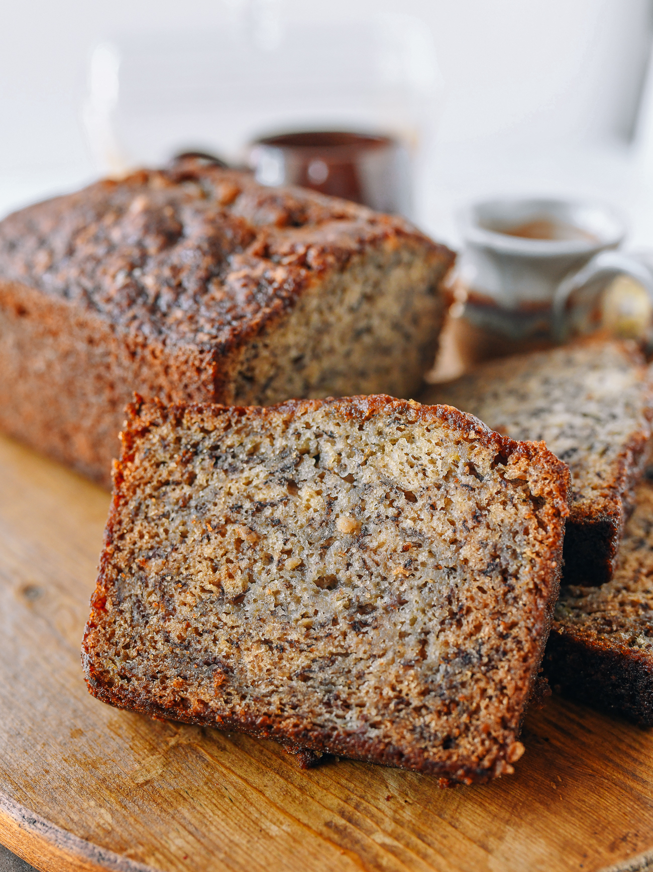Banana Bread: Another Vote for Flour