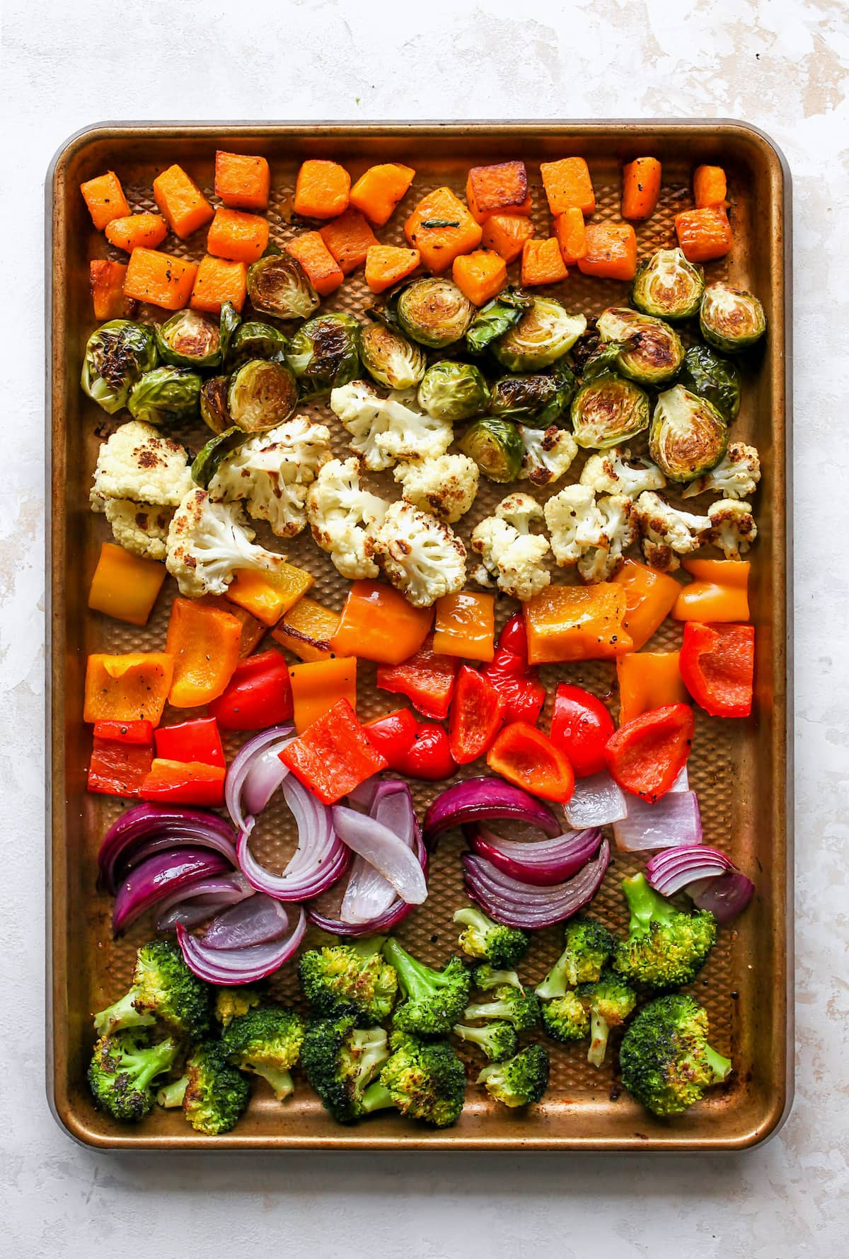 Roasted Vegetables {Lots of Tips!} - Two Peas & Their Pod
