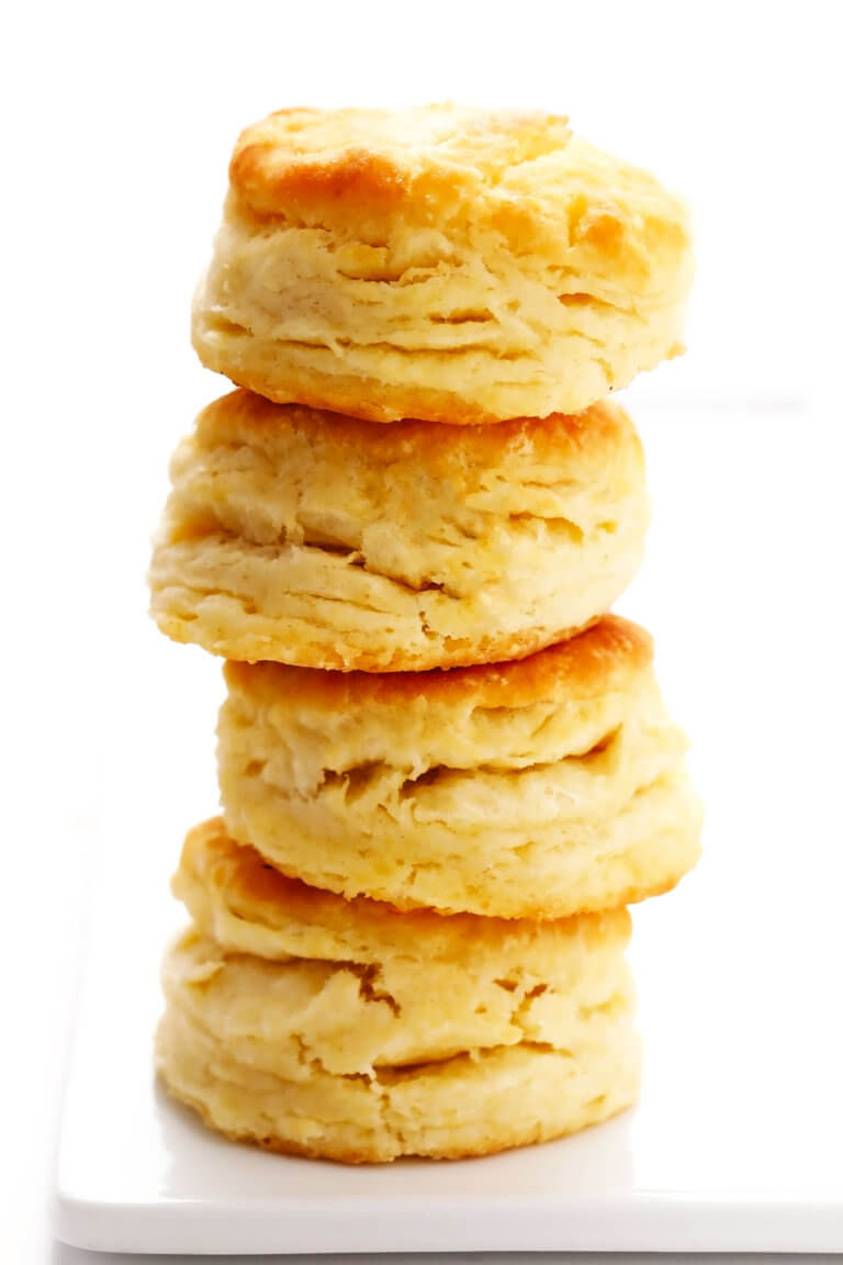 Homemade Buttermilk Biscuits Recipe | Gimme Some Oven