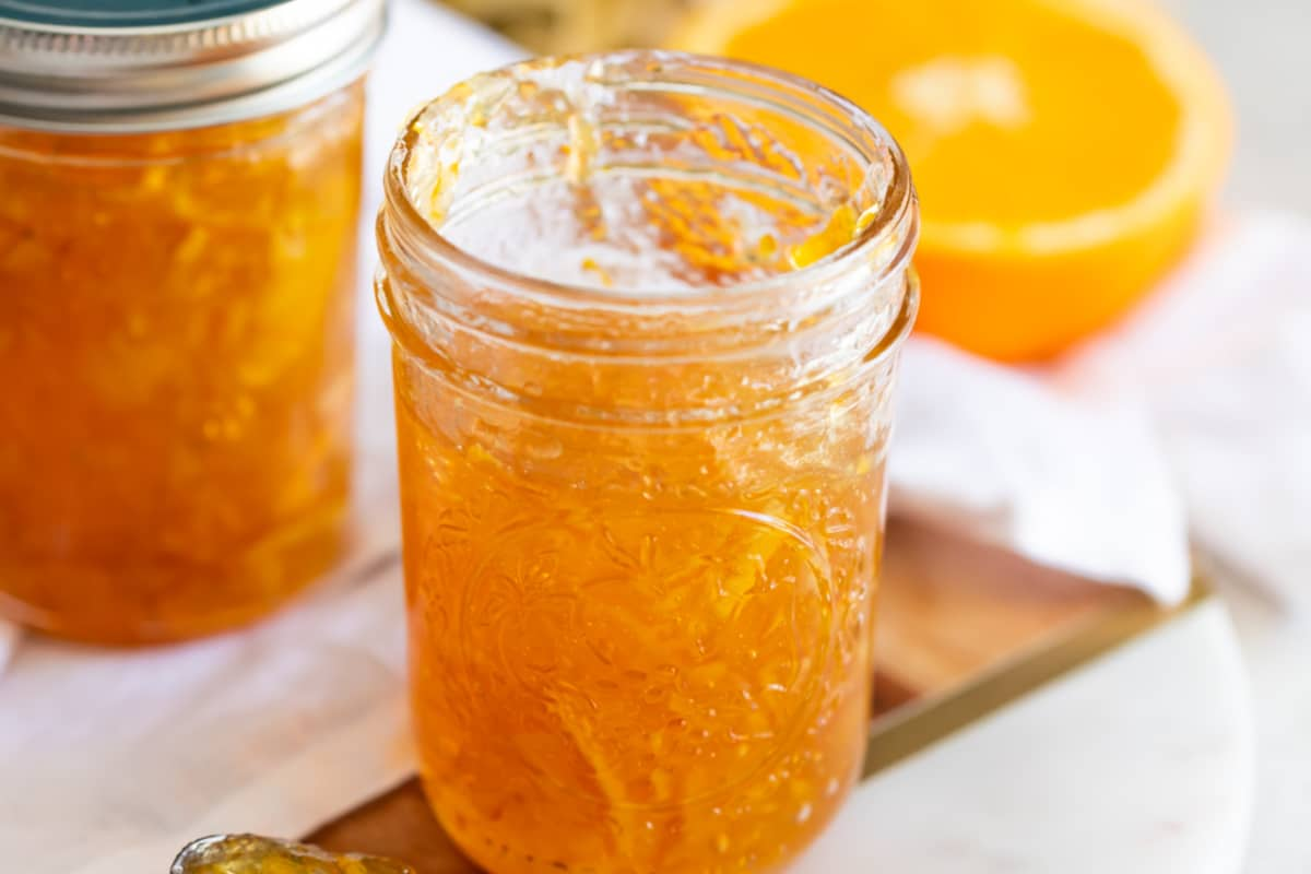 Orange Marmalade   Culinary Hill
