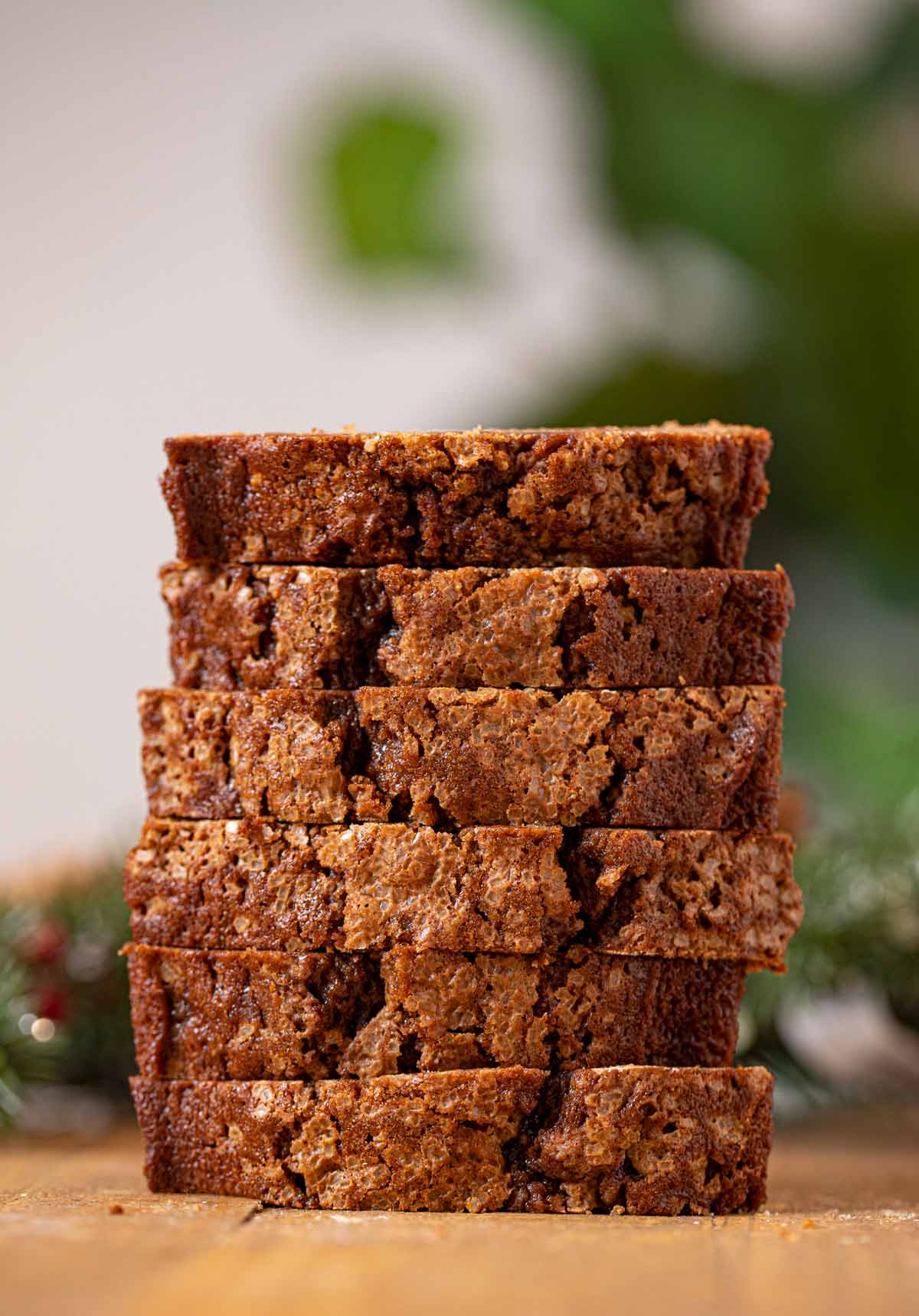 Gingerbread Loaf Cake Recipe (Perfect for Gifts!) - Dinner, then Dessert