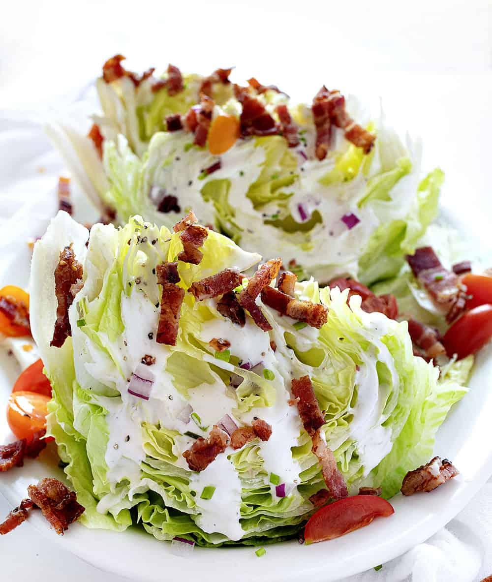 Wedge Salad   i am baker