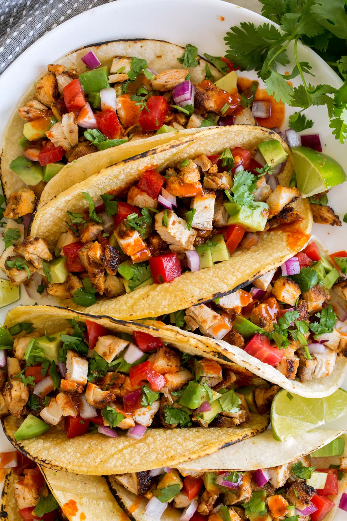 Chicken Tacos - Cooking Classy