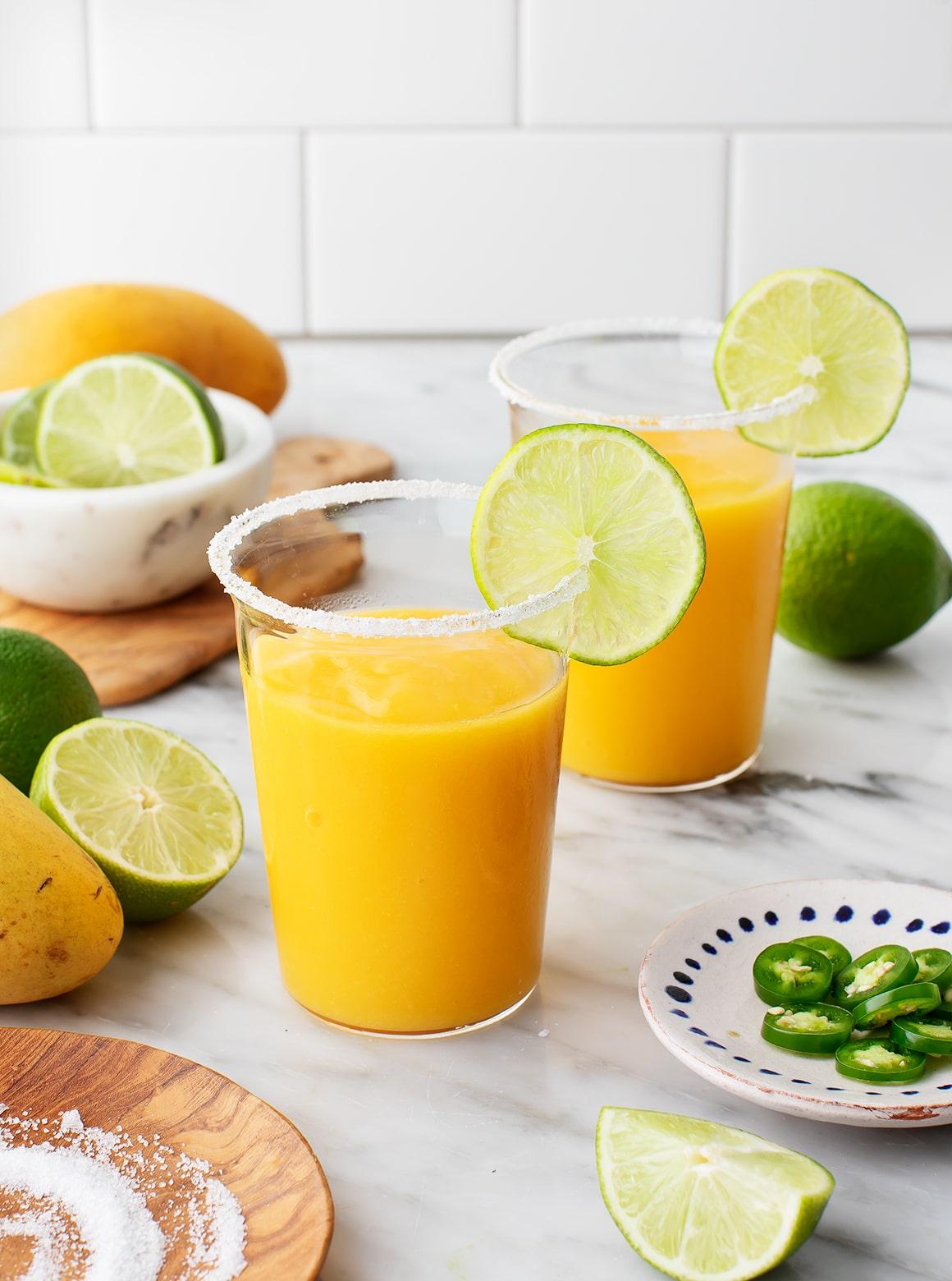 Mango Margarita - Love and Lemons