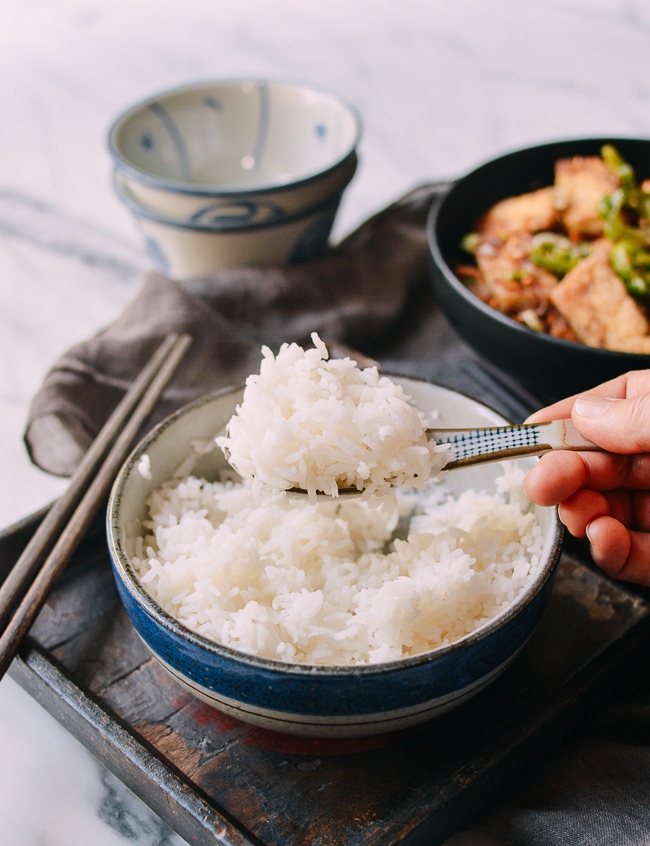 How to Steam Rice Perfectly Every Time!
